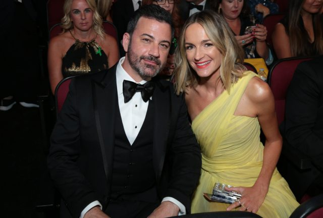 Jimmy Kimmel, Molly McNearney Emmy 4Chion Lifestyle