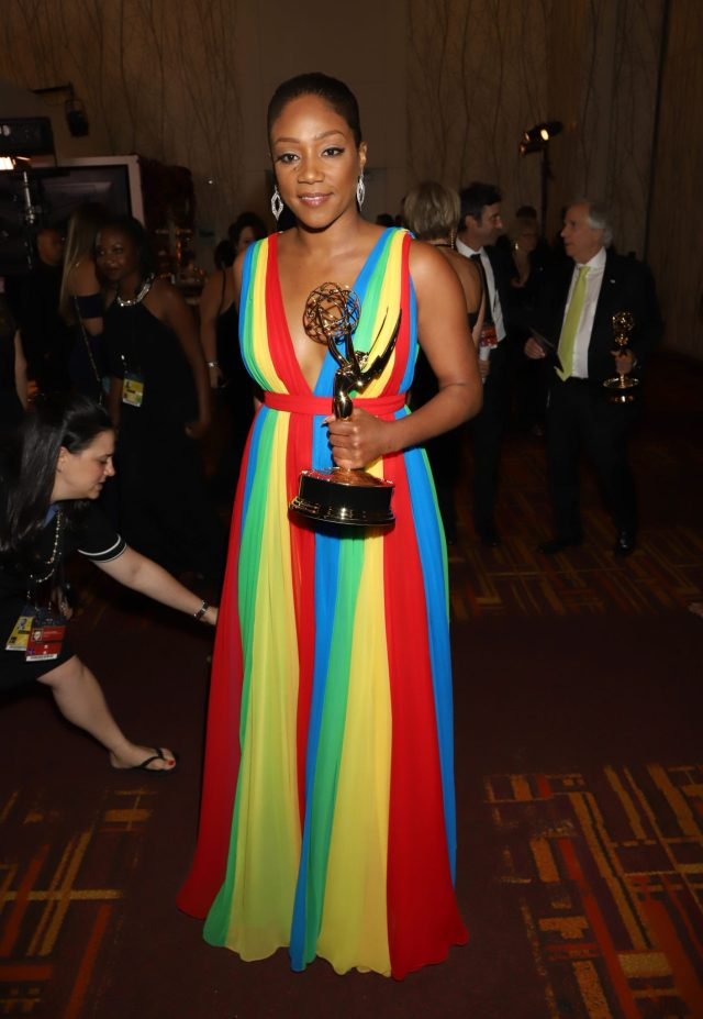 Tiffany Haddish Emmys 2018 4Chion Lifestyle