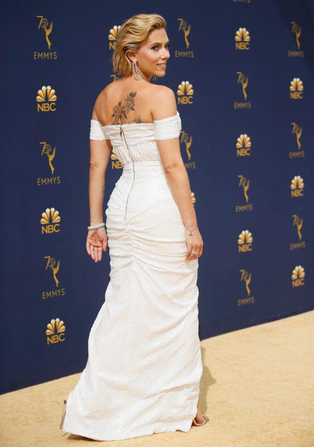 Scarlett Johansson Emmys 4Chion Lifestyle