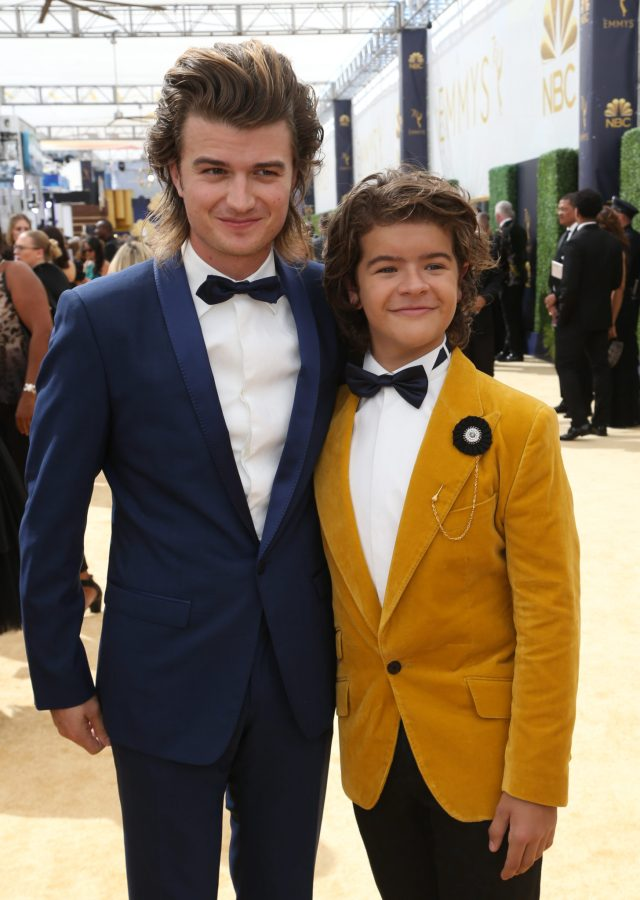 Joe Keery, Gaten Matarazzo Emmys 4Chion Lifestyle
