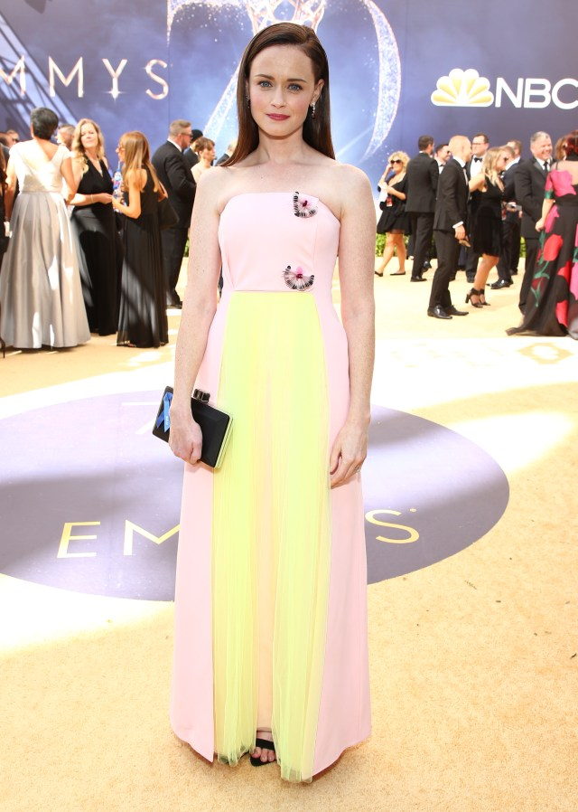 Alexis Bledel Emmys 4Chion Lifestyle