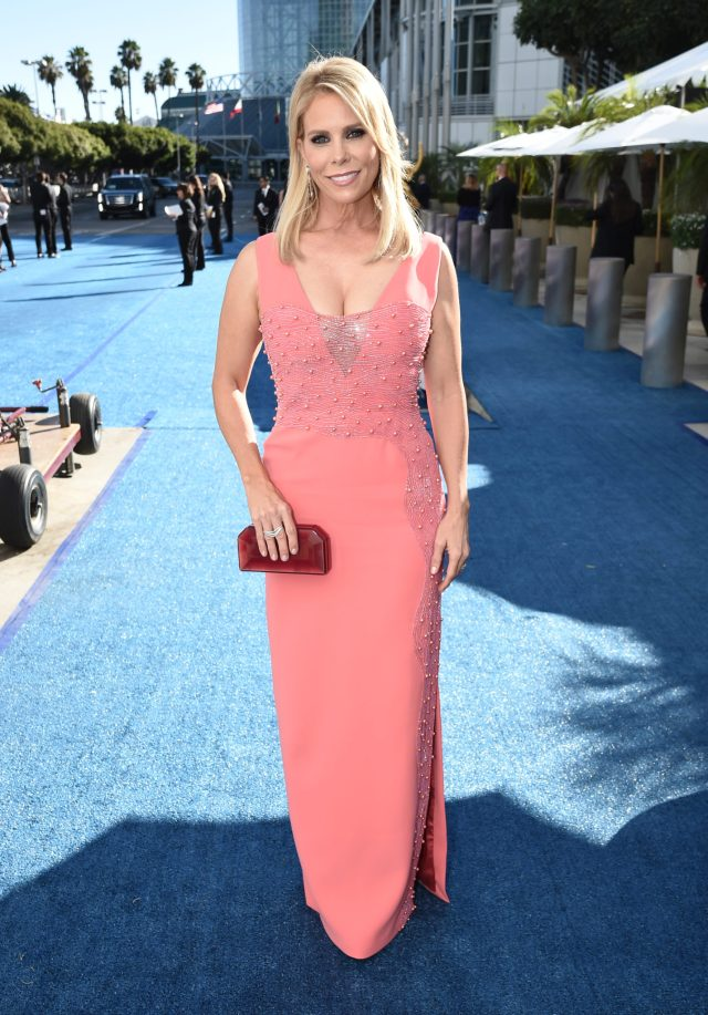 Cheryl Hines Emmys 4Chion Lifestyle