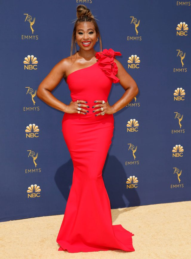 Tanika Ray Emmys 4Chion Lifestyle