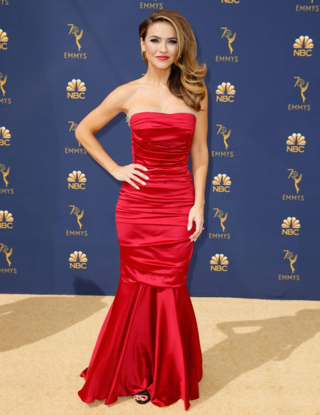 Chrishell Hartley Emmys 4Chion Lifestyle