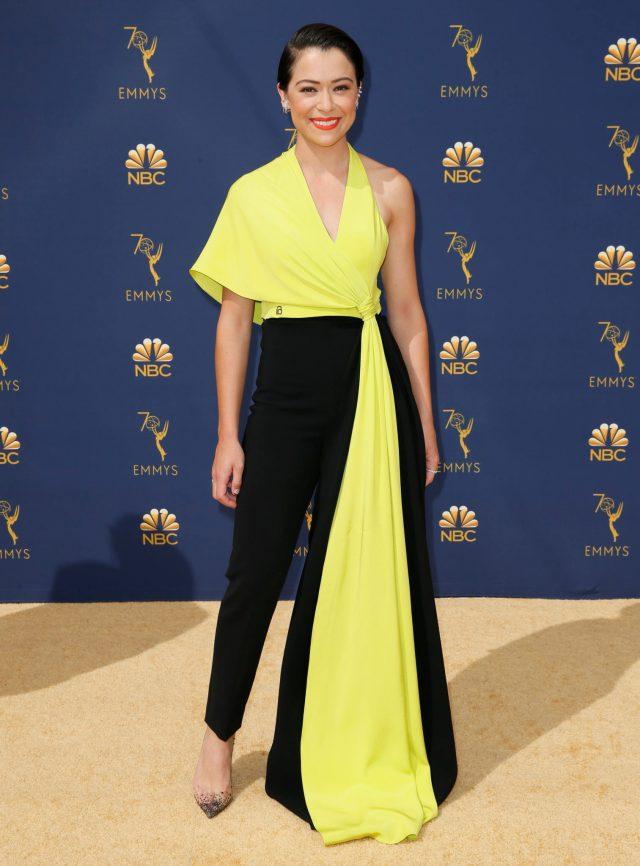 Tatiana Maslany Emmys 4Chion Lifestyle