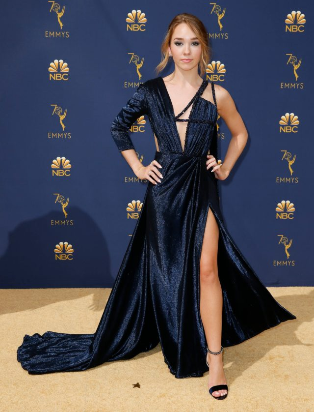 Holly Taylor Emmys 4Chion Lifestyle
