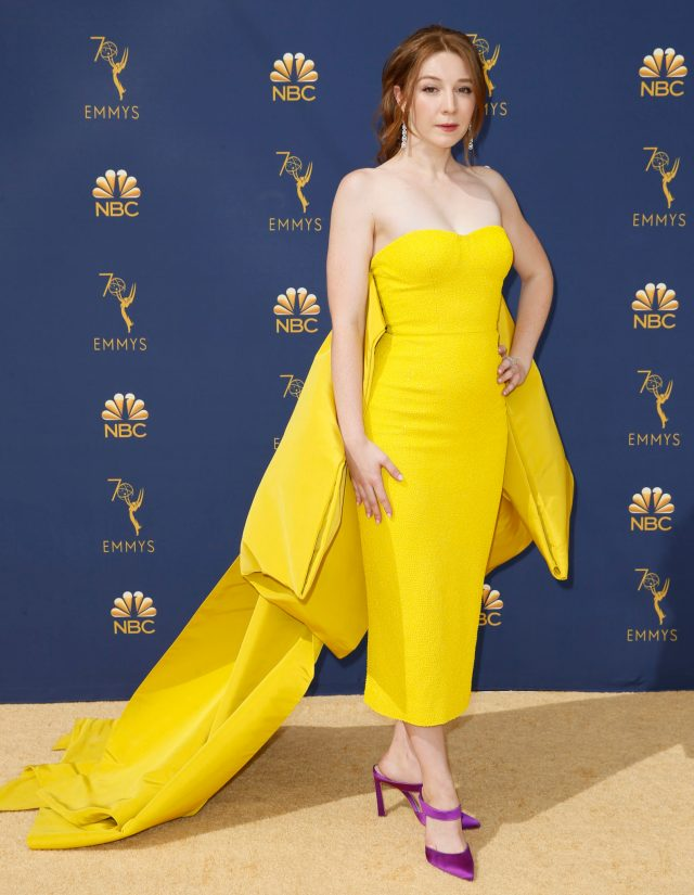 Kayli Carter Emmys 4Chion LIfestyle