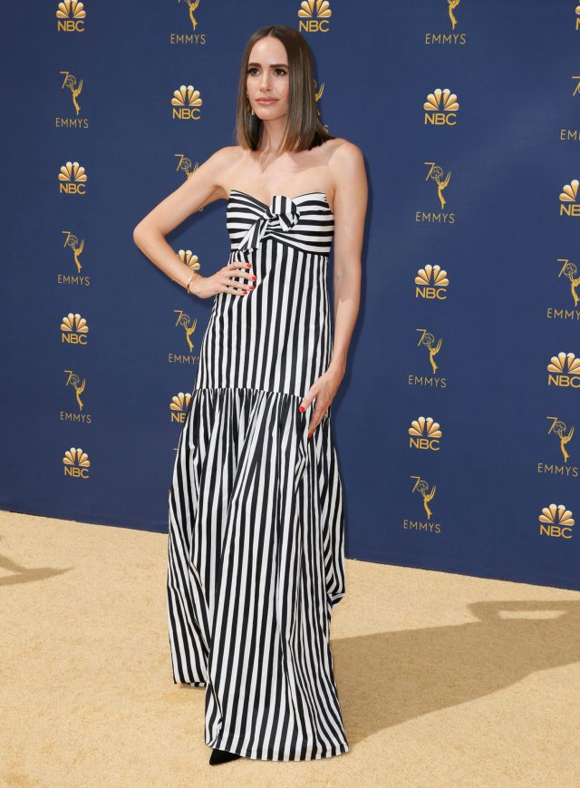 Louise Roe Emmys 4Chion Lifestyle