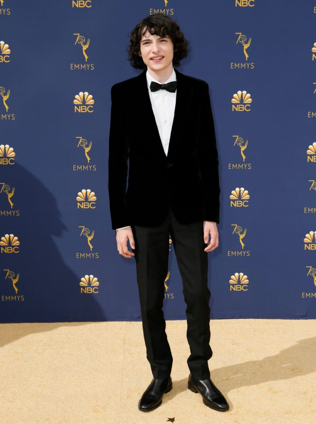 Finn Wolfhard Emmys 4Chion Lifestyle