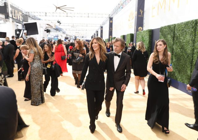 Felicity Huffman, William H. Macy Emmys 4Chion Lifestyle