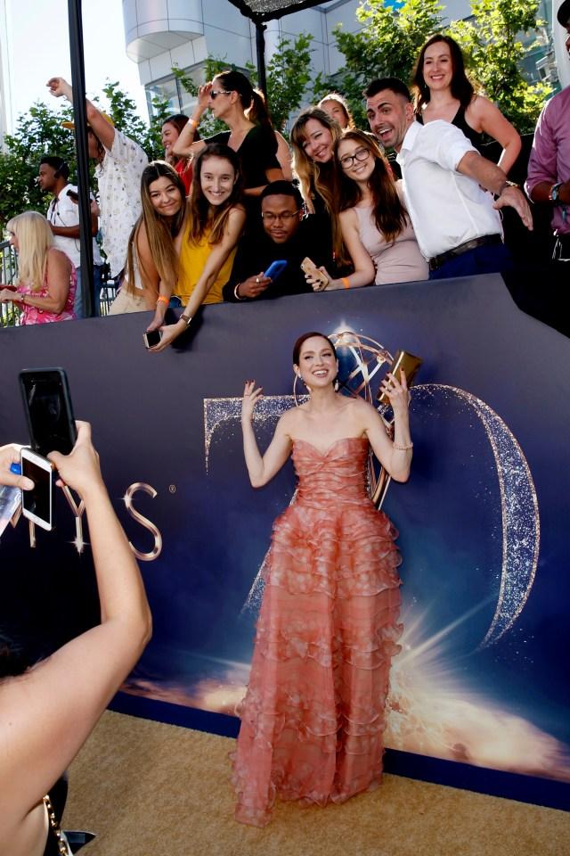 Ellie Kemper Emmys 4Chion Lifestyle