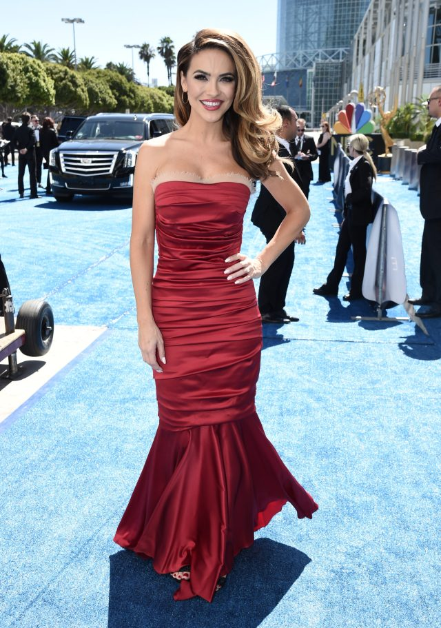 Chrishell Stause Emmys 4Chion Lifestyle