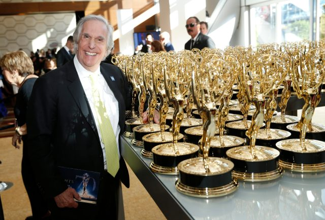 Henry Winkler Emmy 4Chion Lifestyle