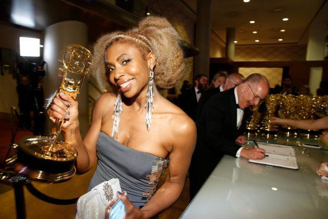 70th Primetime Emmy Awards - Trophy Table