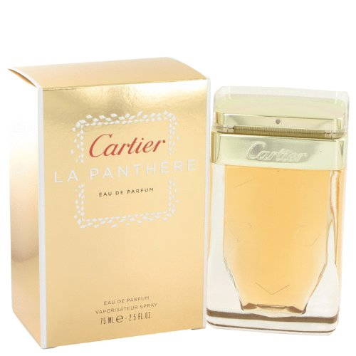 Cartier La Panthere by Cartier Eau De Parfum Spray Amazon Ads 4Chion Lifestyle