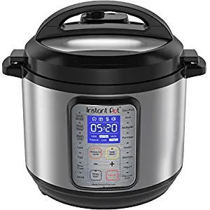 Instant Pot DUO Plus 60, 6 Qt amazon ad holiday 4chion lifestyle