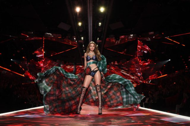 2018 Victoria's Secret Fashion Show in New York - Runway