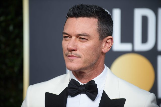 Luke Evans Golden Globes 4chion Lifestyle Party