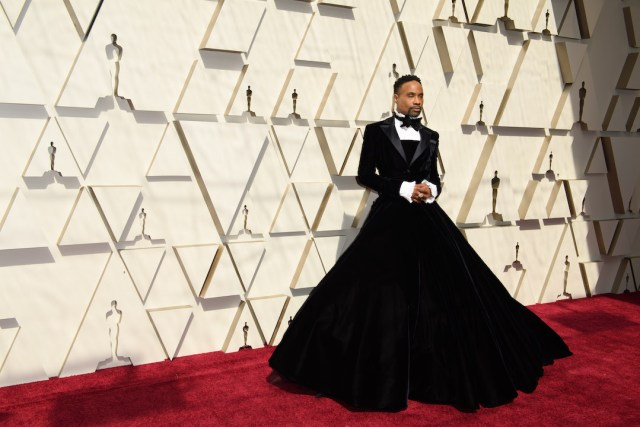 Billy Porter Academy Awards 4chion lifestyle