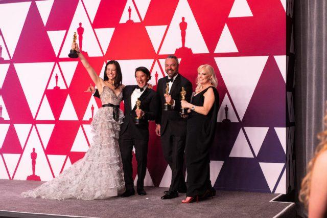 Elizabeth Chai Vasarhelyi Academy Awards 4chion LIfestyle