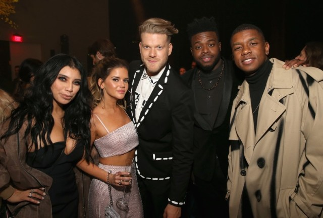 Maren Morris Grammy After Parties 4chion lifestyle