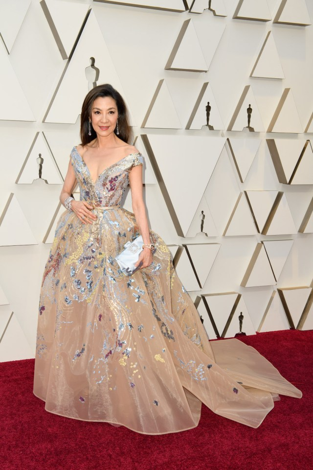 Michelle Yeoh Academy Awards 4chion lifestyle