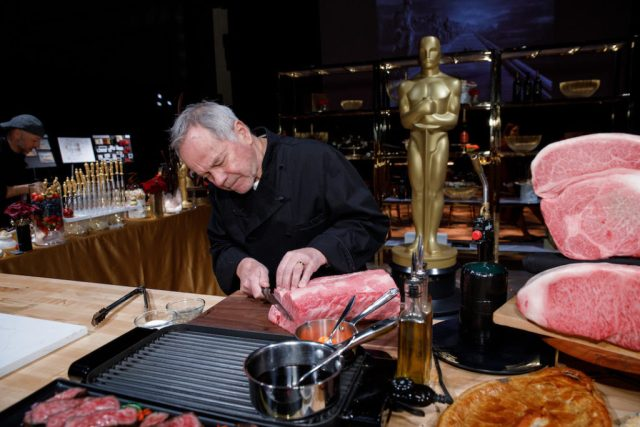 91st Oscars®, Governors Ball Press Preview chef