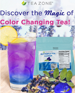Changing Tea color 4chion lifestyle