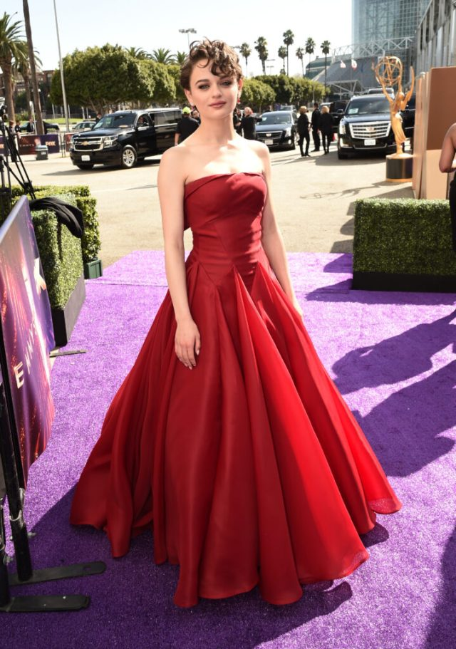 Joey King Emmys® 4Chon Lifestyle