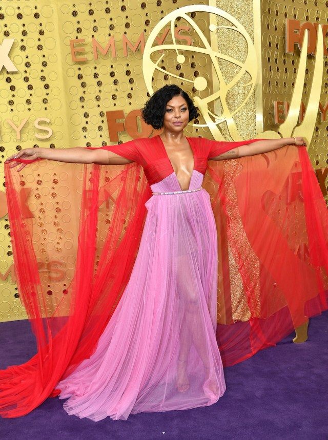 Taraji P. Henson Emmys® 4Chion Lifestyle