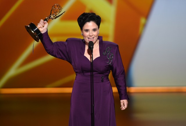 Alex Borstein Step OUt of LIne 4Chion Lifestye Emmys®