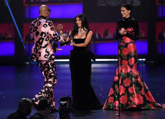 Kim Kardashian West, Kendall Jenner, RuPaul Emys® 4chion lifestyle