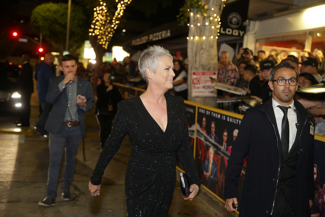 Jamie Lee Curtis 4chion lifestyle
