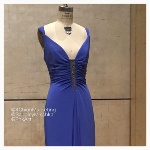 Badgley Mischka Kate Winslet 2005 Oscars Gown