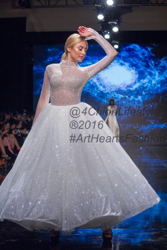 Yas Couture at Art Hearts Fashion Week in Beverly Hills
