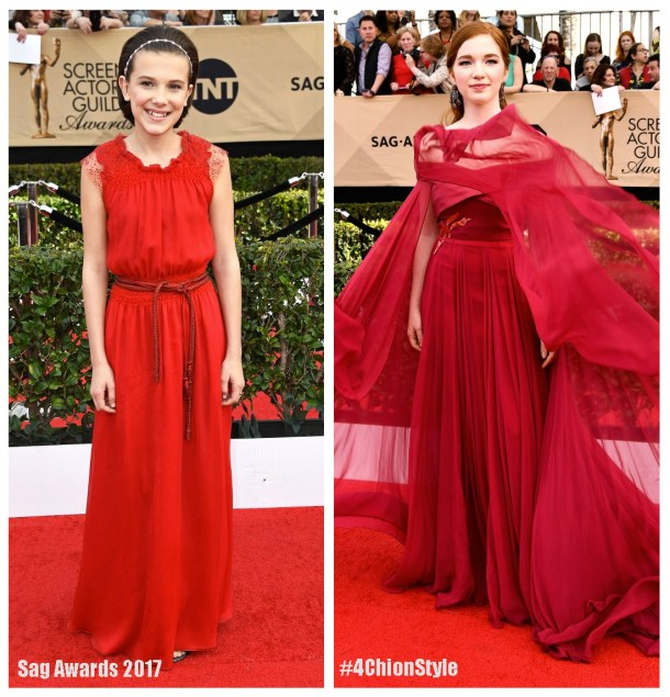 Millie Bobby Brown Annalise Basso