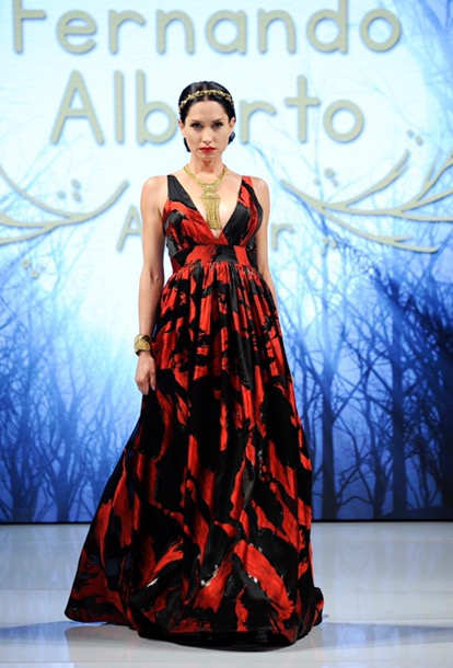 Fernando Alberto Art Hearts Fashion Runway 4Chion Lifestyle