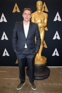 """Director of the Oscar® nominated foreign film """"Land of Mine"""", Martin Zandvliet prior to the Academy of Motion Picture Arts and Sciences' Oscar Week: Foreign Language Films event on Saturday, February 25, 2017 at the Samuel Goldwyn Theater in Beverly Hills. The Oscars® will be presented on Sunday, February 26, 2017, at the Dolby Theatre® in Hollywood, CA and televised live by the ABC Television Network."""