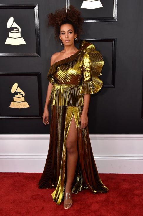 Solange red carpet 4Chion Lifestyle