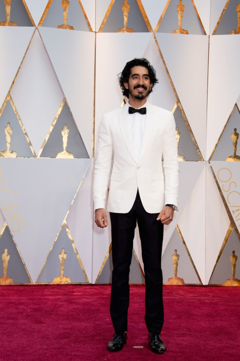 DEV PATEL Oscars Red Carpet 4Chion Lifestyle
