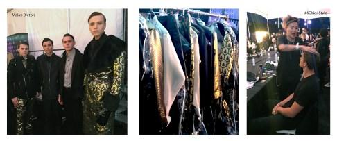 Malan Breton Style Fashion Week FW17 LA 4Chion lifestyle