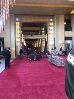 Oscars® Red Carpet 2017