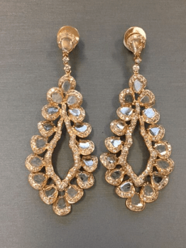 Auli'i Carvalho Jewels Oscars® red carpet L'Dezen by Payal Shah