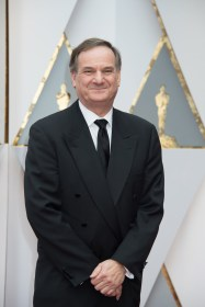 Oscars® nominee for Visual Effects, Robert Legato arrives on the red carpet at The 89th Oscars® at the Dolby® Theatre in Hollywood, CA on Sunday, February 26, 2017.