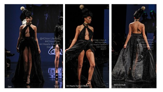 Dair Art Hearts Fashion Week