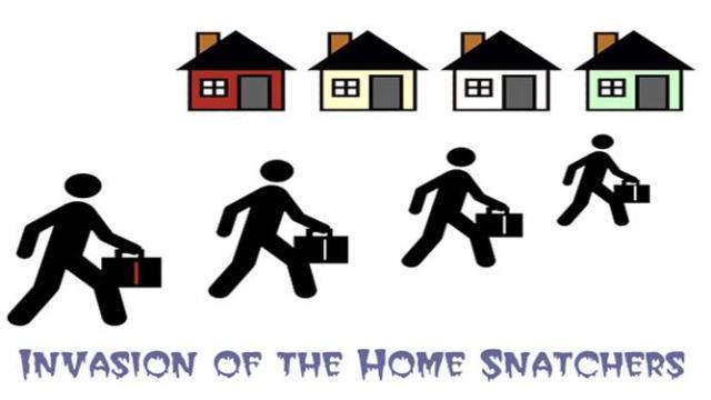 Home Snatchers