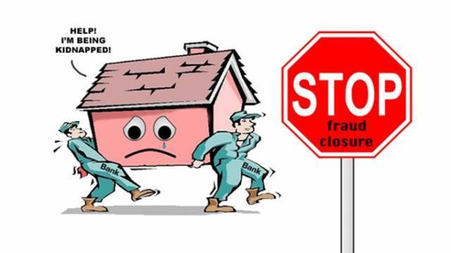 House Fraudclosure