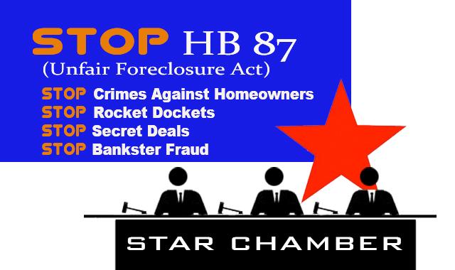 Star Chamber Unfair
