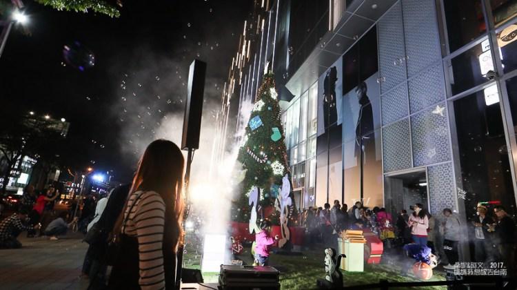 【台南耶誕造景】南紡購物中心被加菲貓佔據啦~加菲貓打卡攻略!