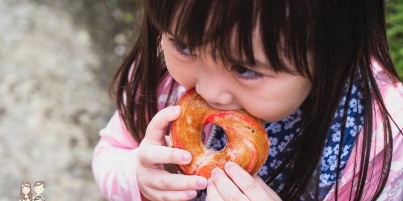 【嘉義奮起湖美食】搜尋嘉義奮起湖必吃美食之一,阿良現烤甜甜圈!